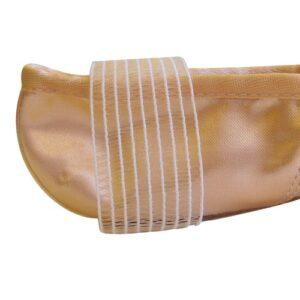 Elastico a rete bianco per scarpe