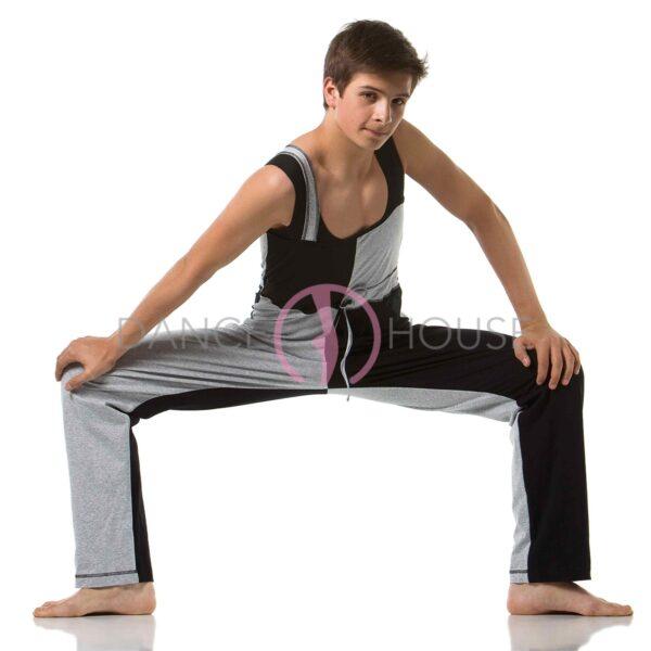 Tuta intera cotone unisex Dance House