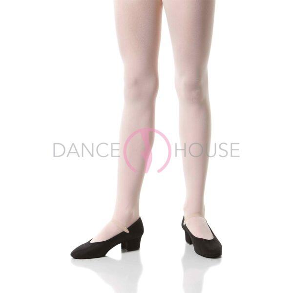 Scarpa carattere tacco basso Dance House