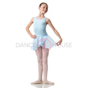 Gonnellino danza bimba georgette Dance House