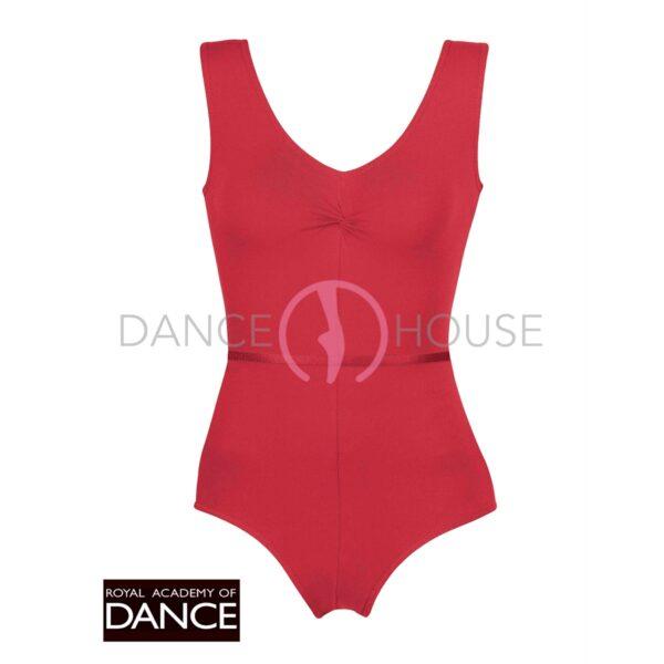Body Faith rosso per esame Royal Academy of Dance