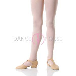 Scarpa a sandalo greco per maestre danza