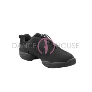 Sneaker Capezio con elastici stringi scarpa