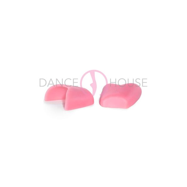 Salvapunta gel di silicone per ballerine
