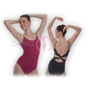 Body Capezio con incrocio MC102