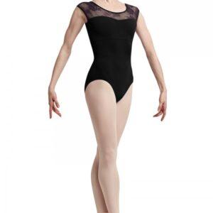 L7714 body ballerina pizzo a fiori