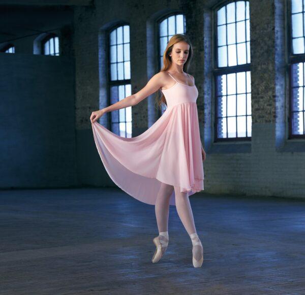 BG001 abito rosa