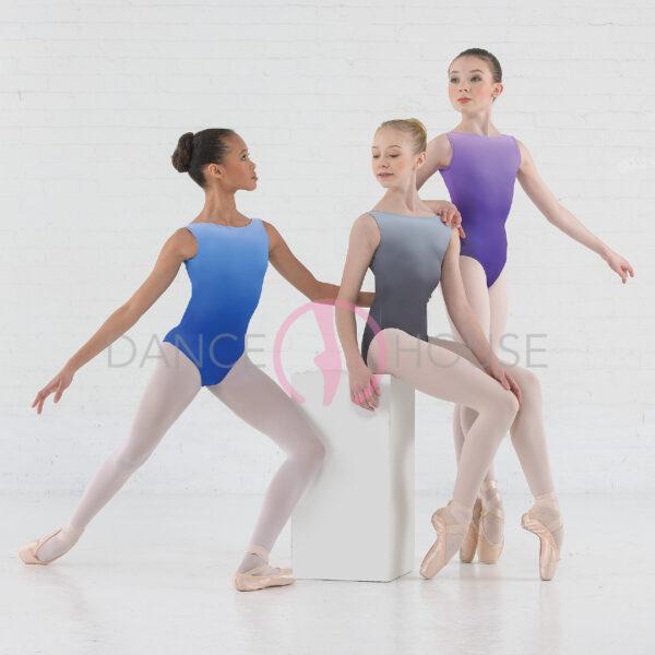 Mielle ballet rosa kids