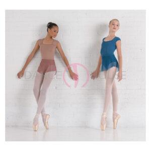 Skylar gonnellino ballet rosa