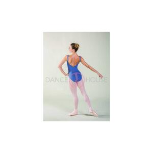 Carla Ballet rosa body retro