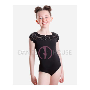 E11134 body pizzo so danca nero