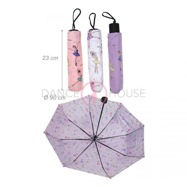 ombrello ballerina danza